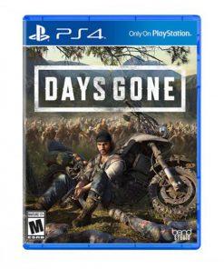 خرید بازی Days Gone Ps4 دست دوم کارکرده