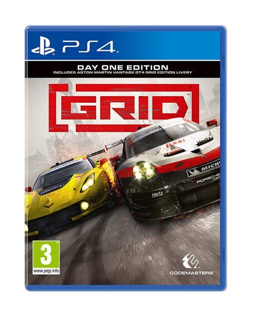 خرید بازی Grid Ps4