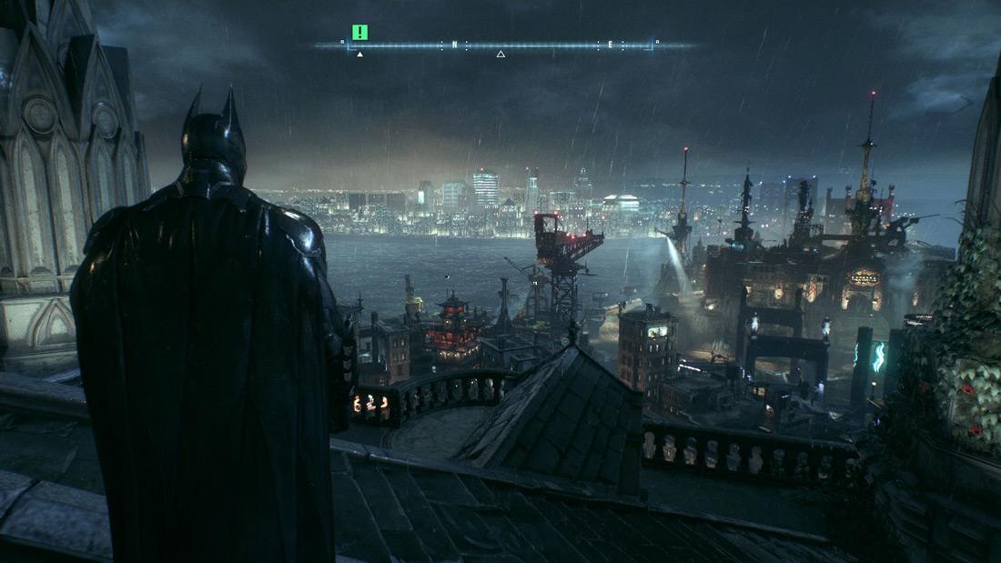 خرید و نقد و بررسی بازی Batman Arkham Knight برای Ps4 01
