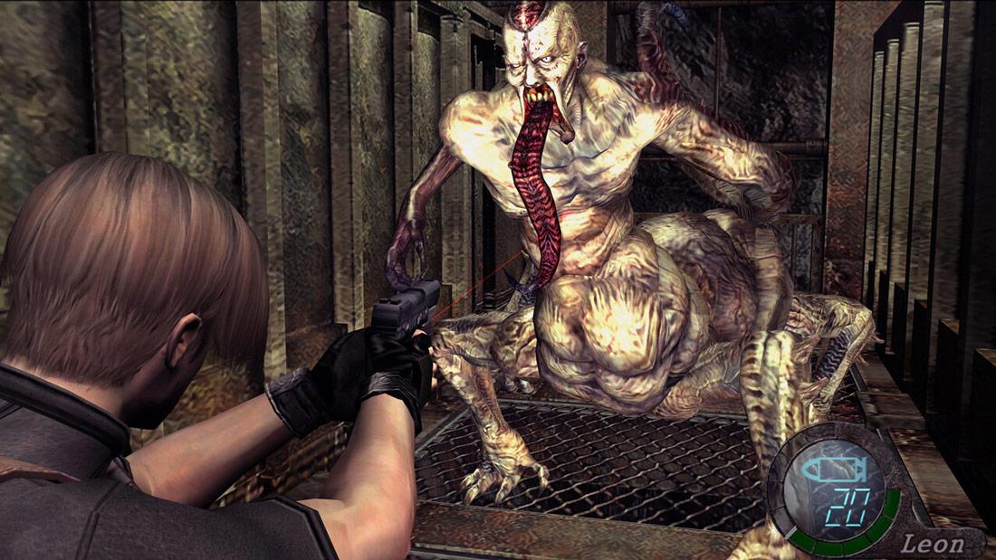 خرید و نقد و بررسی بازی Resident Evil 4 برای Ps4