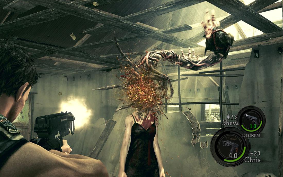خرید و نقد و بررسی بازی Resident Evil 5 برای ps4