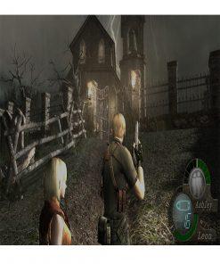 تصویر بازی Resident Evil 4 برای Ps4 02