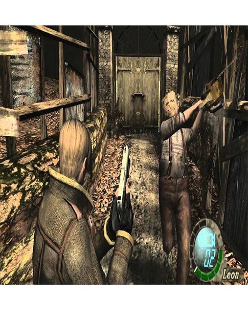 تصویر بازی Resident Evil 4 برای Ps4 01