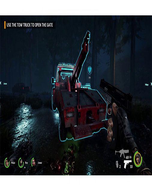 تصویر بازی Earthfall برای Ps4 - کارکرده 02