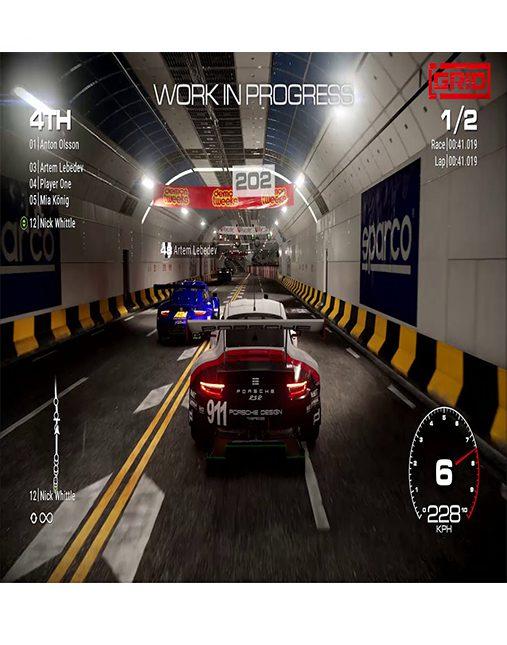 تصویر بازی Grid Day One Edition برای Ps4 01