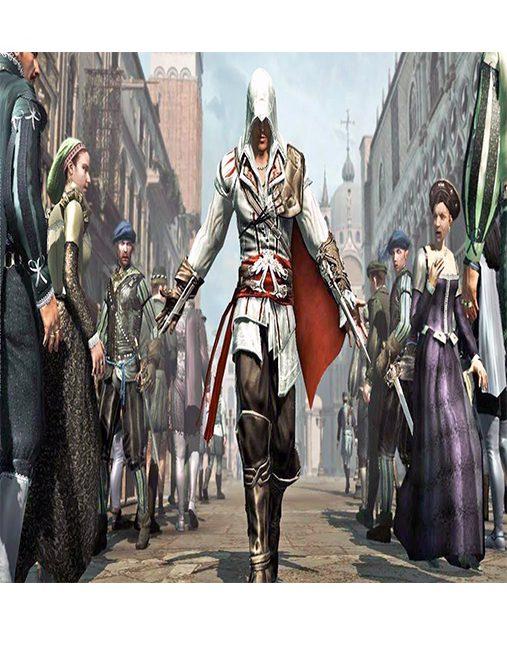 تصویر بازی Assassin's Creed The Ezio Collection برای Ps4 02