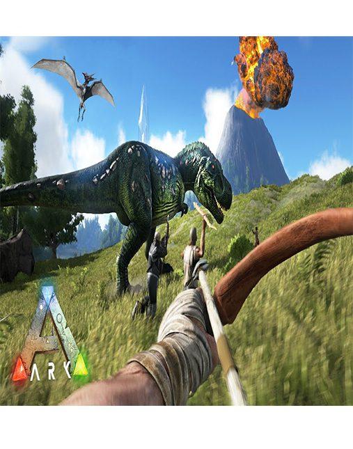 تصویر بازی Ark Survival Evolved برای Ps4 01