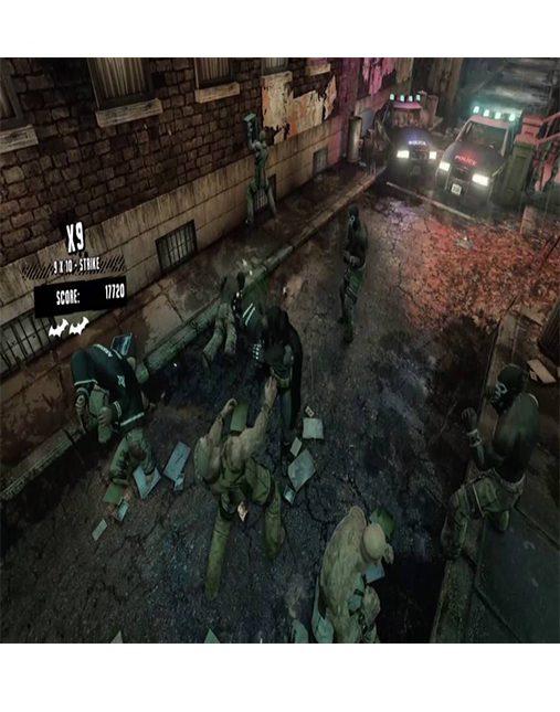 تصویر بازی Batman Return to Arkham برای Ps4 02