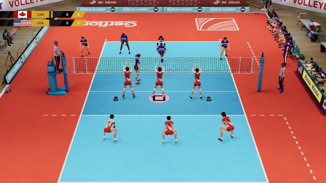 تصویر نقد و بررسی بازی Spike Volleyball برای Ps4 02