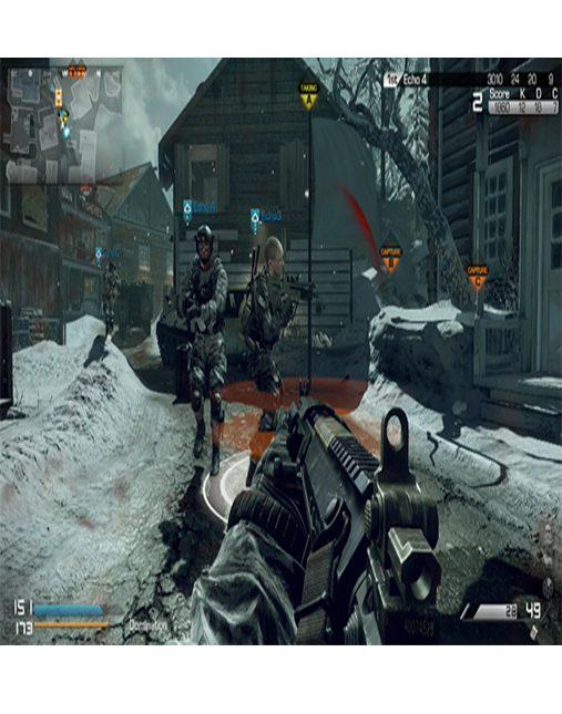تصویر بازی Call Of Duty Ghosts برای PS4 01