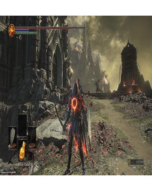 تصویر بازی Dark Souls III The Fire Fades برای Ps4 02
