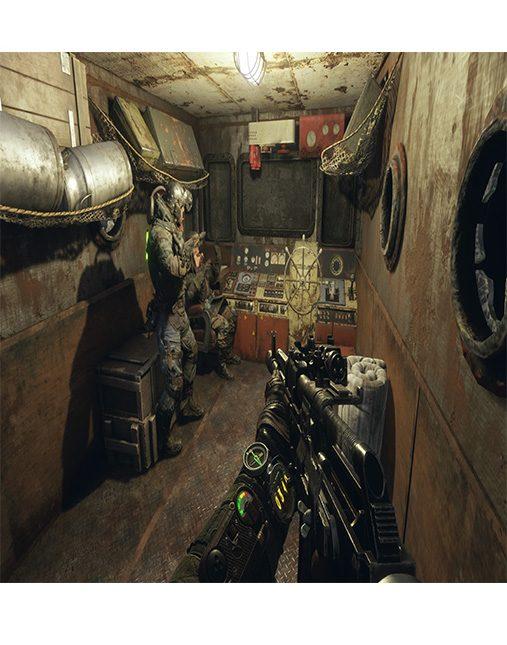 تصویر بازی Metro Exodus برای Ps4 02