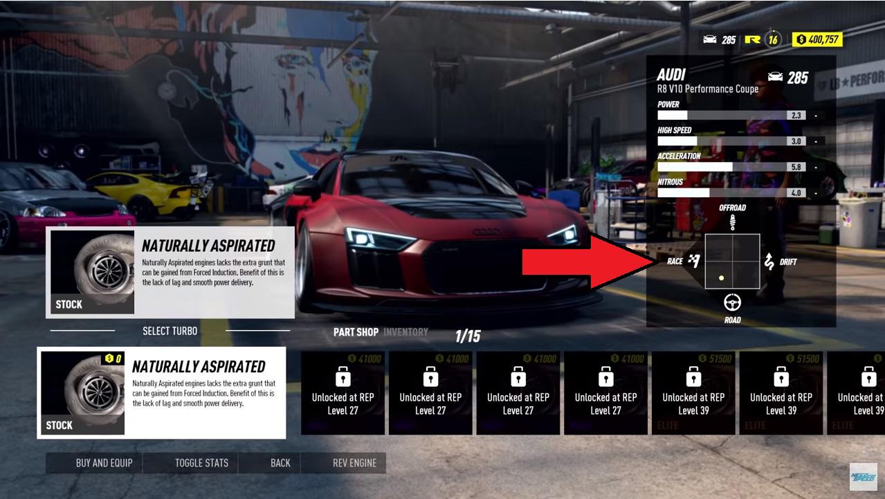 نقد و بررسی بازی Need For Speed Heat برای Ps4 03