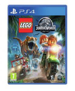 خرید بازی Lego Jurassic World ps4