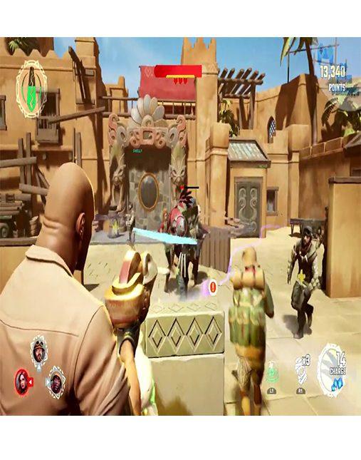تصویر بازی Jumanji The Video Game برای Ps4 01