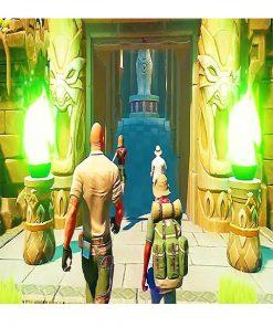 تصویر بازی Jumanji The Video Game برای Ps4 02