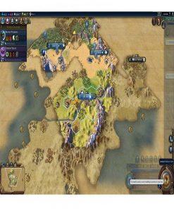 تصویر بازی Civilization VI برای Ps4 01