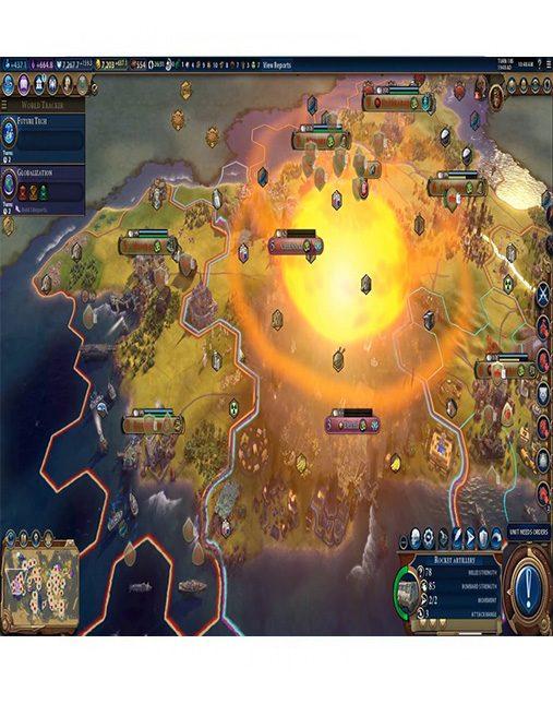 تصویر بازی Civilization VI برای Ps4 03