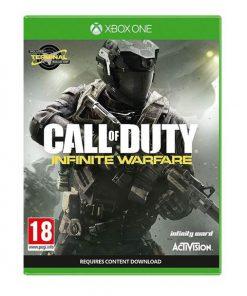 خرید بازی Call of Duty Infinite Warfare برای Xbox one