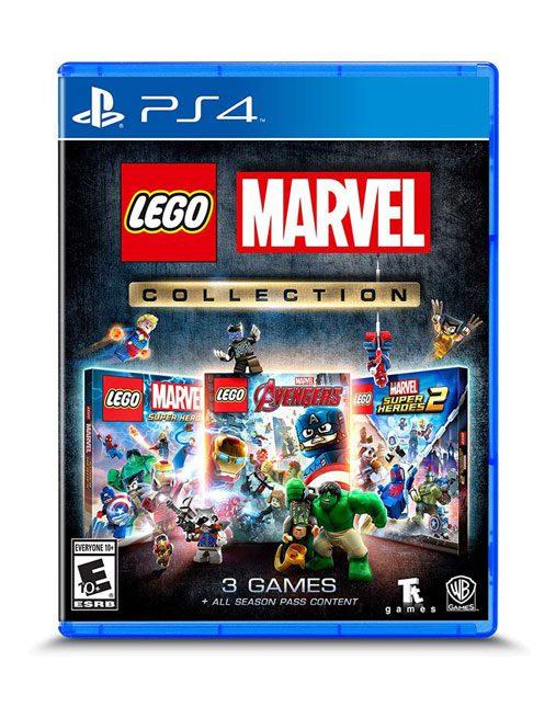 خرید بازی Lego Marvel Collection Ps4