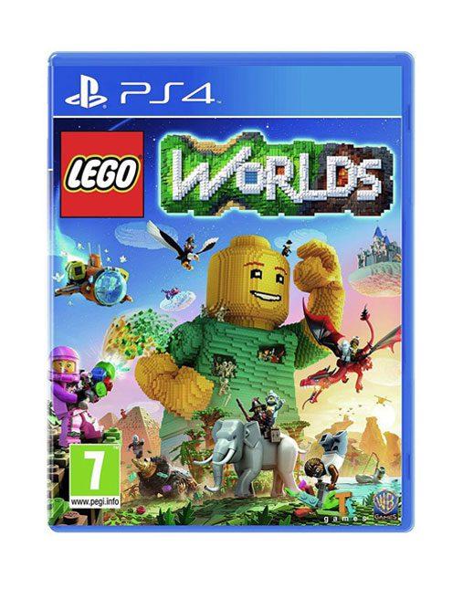 خرید بازی Lego Worlds Ps4