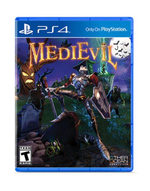 خرید بازی Medievil Ps4