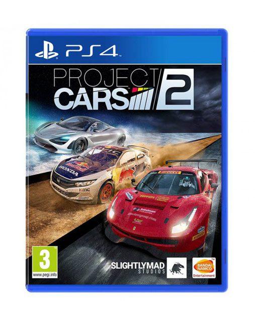 خرید بازی Project cars 2 Ps4