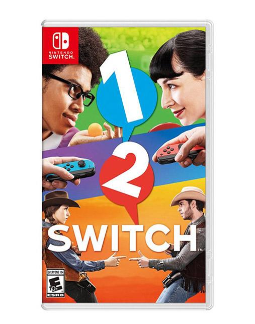 خرید بازی nintendo switch 1 2