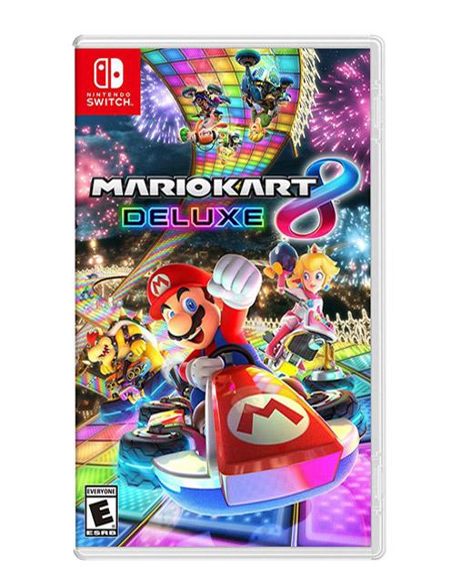 خرید بازی nintendo switch mario kart 8 deluxe