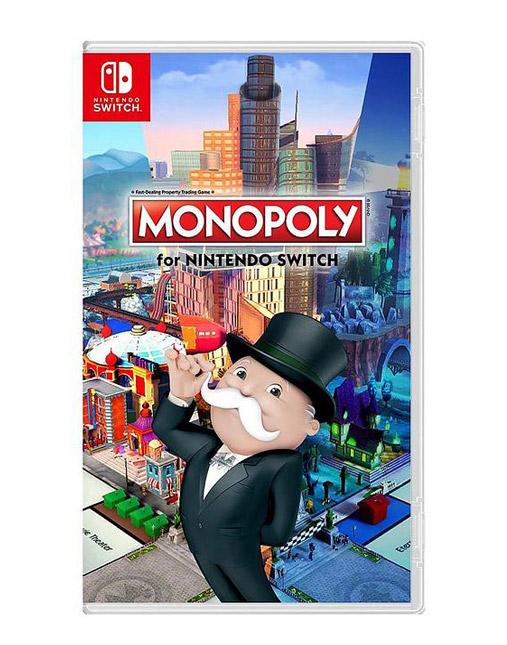 خرید بازی nintendo switch monopoly