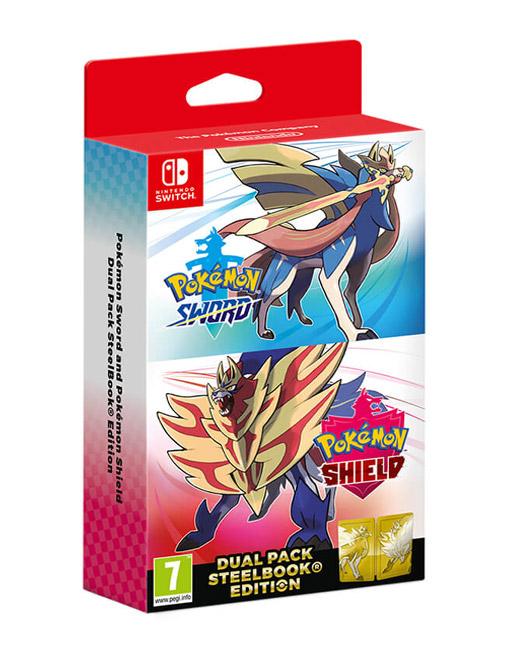 خرید بازی nintendo switch pokemon double pack