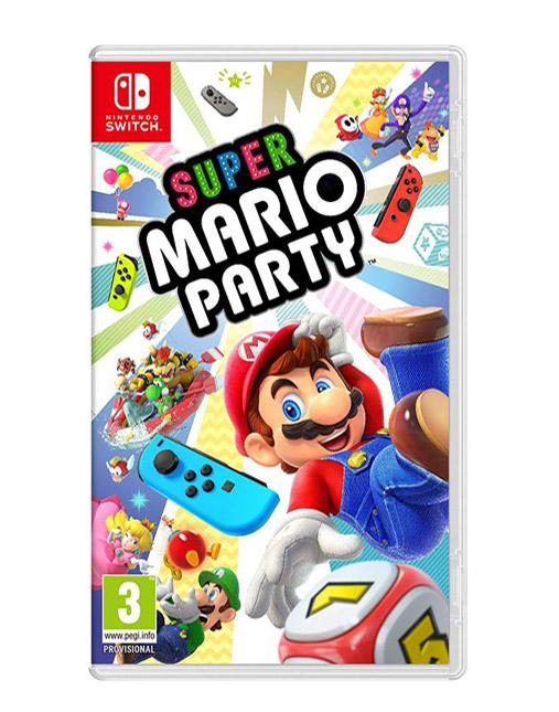 خرید بازی nintendo switch super mario party