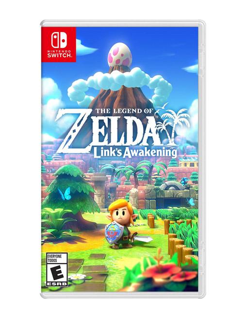 خرید بازی nintendo switch zelda links awakening