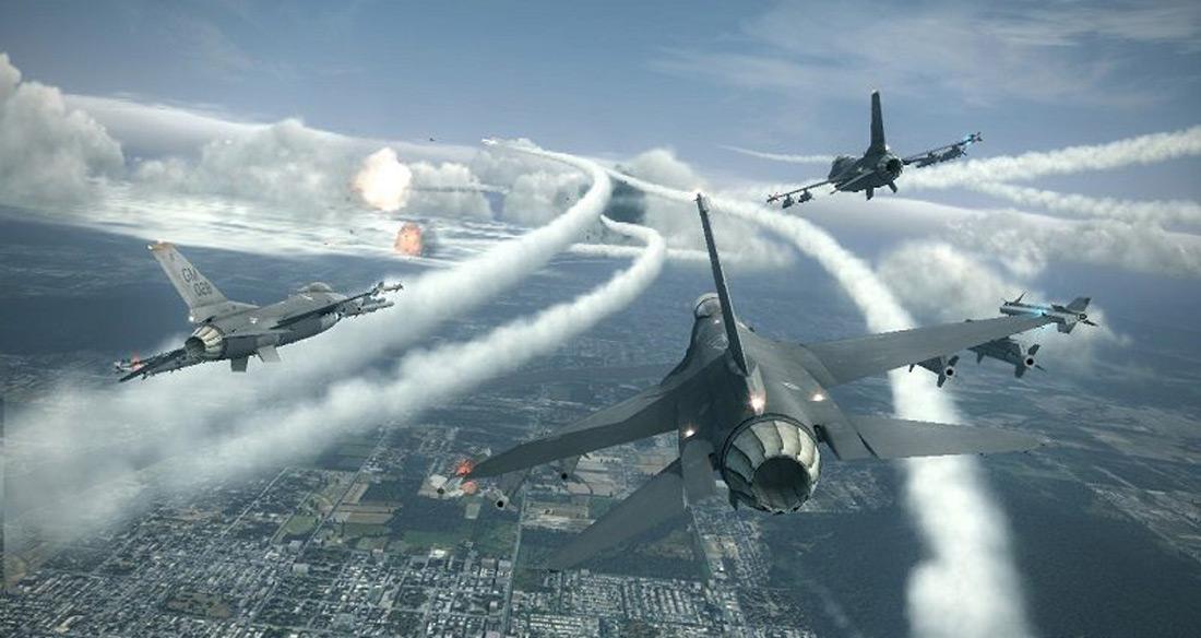نقد و بررسی بازی Ace combat 7 برای PS4