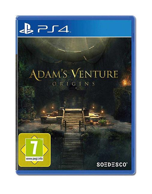خرید بازی Adams Venture Origins برای Ps4