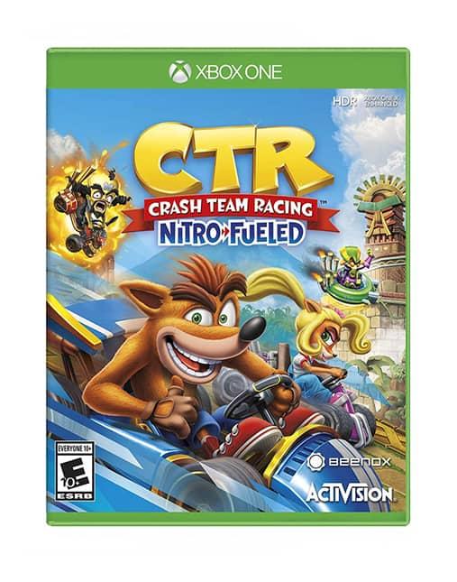 خرید بازی Crash Team Racing Nitro Fueled برای Xbox One
