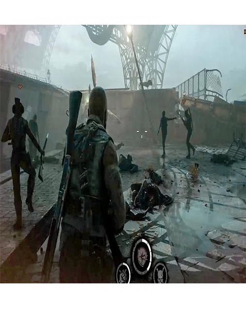 تصویر بازی Zombie Army 4 Dead War برای Ps4 02