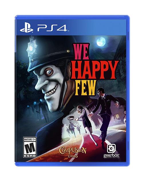 خرید بازی We Happy Few برای Ps4