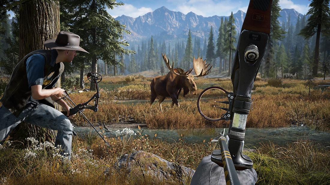 خرید و نقد و بررسی بازی Far Cry 5 برای Ps4 02