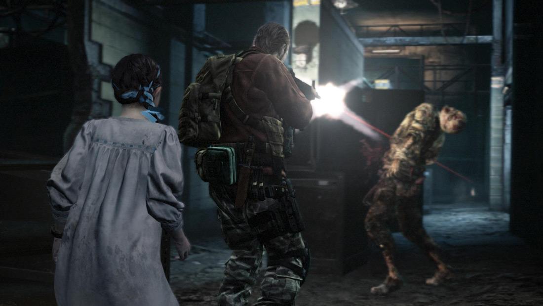 خرید و نقد و بررسی بازی Resident Evil Revelations 2 برای PS4 02