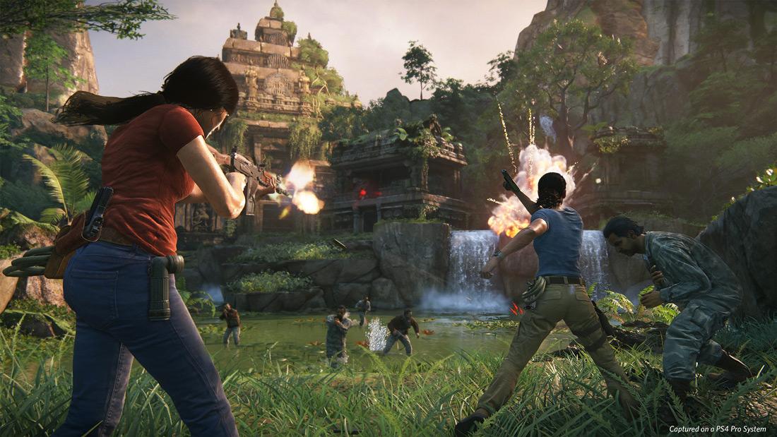 خرید و نقد و بررسی بازی Uncharted The Lost Legacy برای Ps4 01