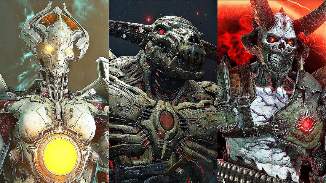 تصویر نقد و بررسی بازی Doom Eternal برای PS4 03