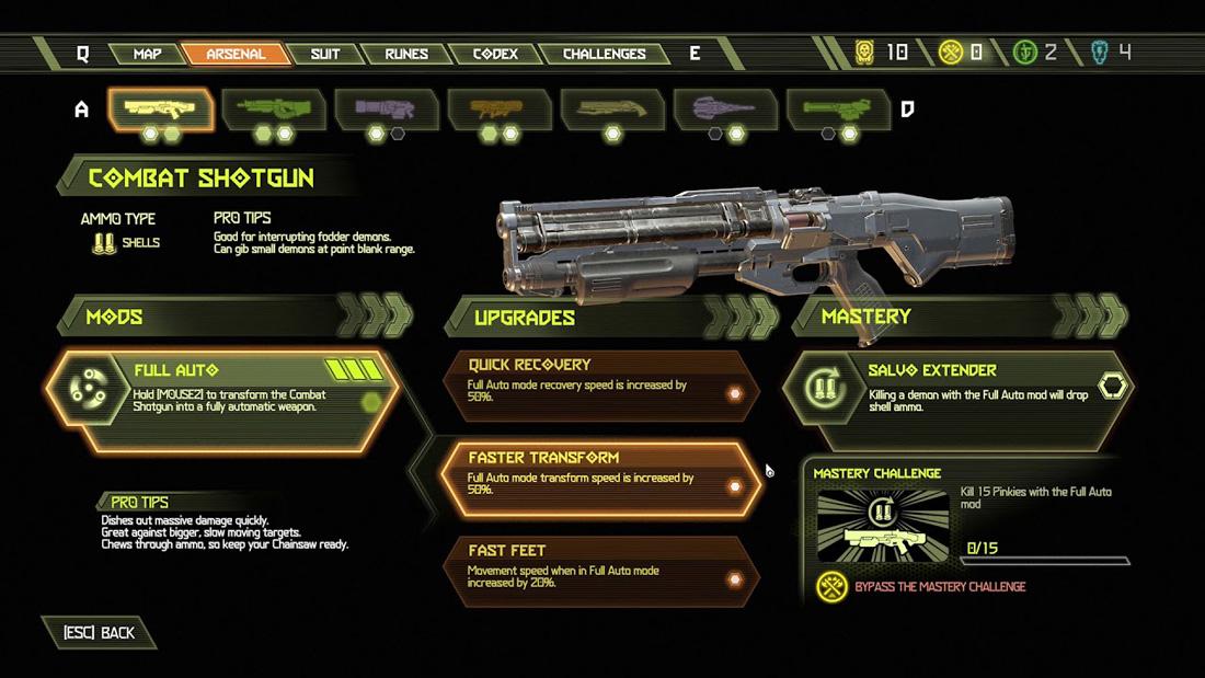 تصویر نقد و بررسی بازی Doom Eternal برای PS4 04