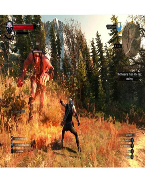 تصویر بازی The Witcher 3 Wild Hunt برای PS4 03
