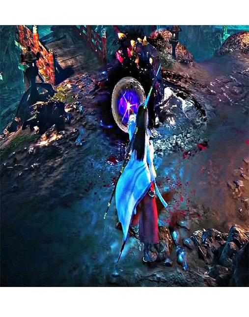تصویر بازی Nioh 2 برای PS4 02