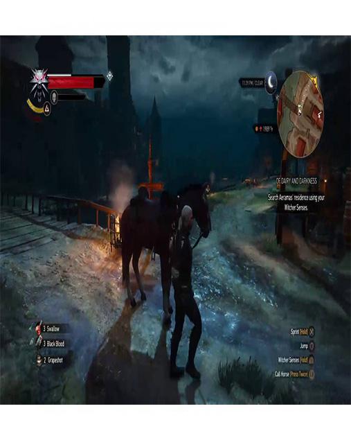 تصویر بازی The Witcher 3 Wild Hunt برای PS4 02