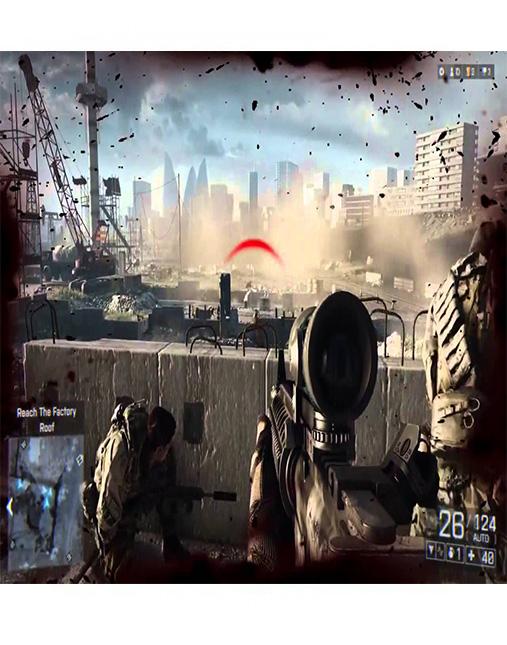 تصویر بازی Battlefield 4 برای PS4 01