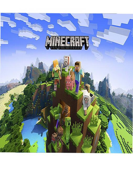 تصویر بازی Minecraft Bedrock Edition برای Ps4 01