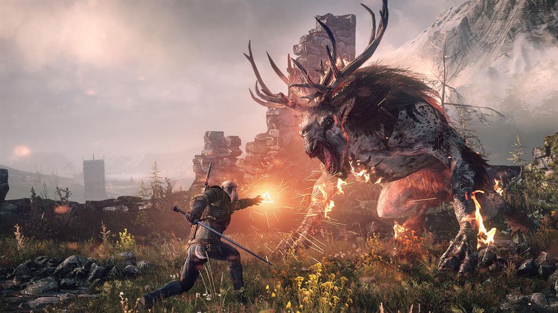 تصویر نقد و بررسی بازی The Witcher 3 Wild Hunt برای PS4 02