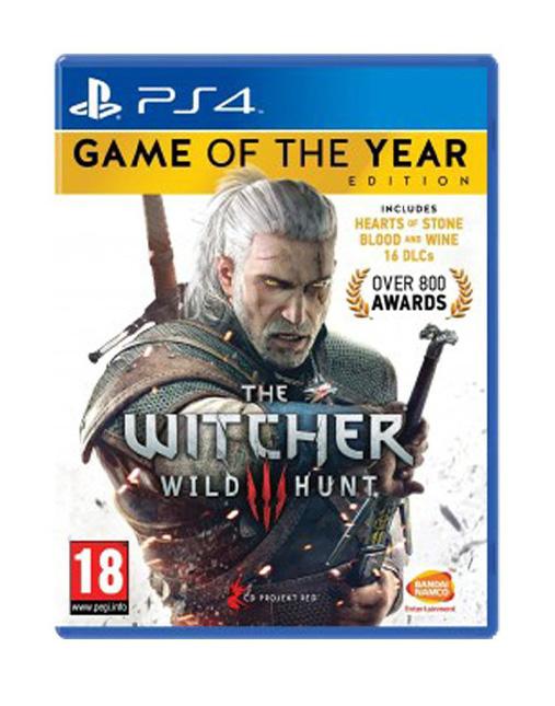 خرید بازی The Witcher 3 Wild Hunt برای PS4